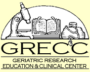 The New York Geriatric Research Education and Clinical Center (GRECC) logo