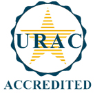 VISN3 has been accredited by the Utilization Review Accreditation Commission (URAC). This is the URAC logo